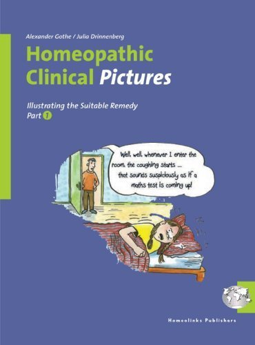 9789080710375: Homeopathic Clinical Pictures: Illustrating the Suitable Remedy Part 1