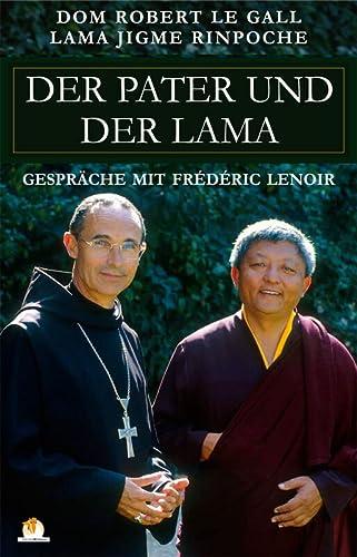 9789080889224: Der Pater und der Lama