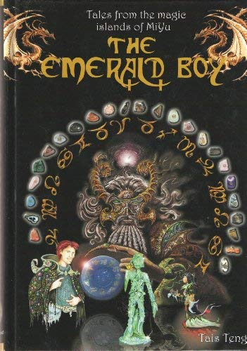 9789081085823: The Emerald Boy