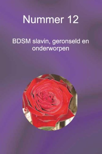 9789081152921: Nummer 12 (Dutch Edition)