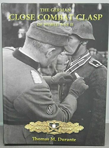 9789081230117: The German Close Combat Clasp of World War II