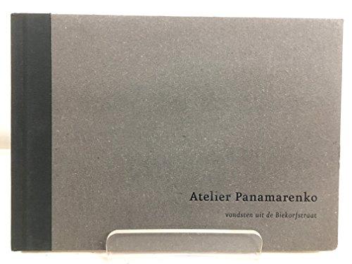 9789081234610: Atelier Panamarenko: Vondsten uit De Biekorfstraat