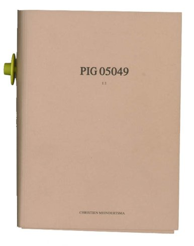 9789081241311: Christien Meindertsma PIG 05049