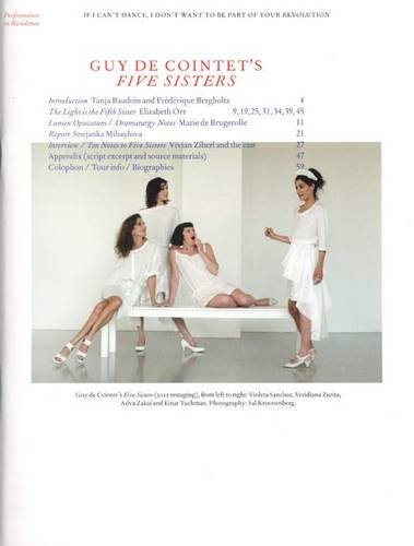 Guy De Cointet's Five Sisters: Edited