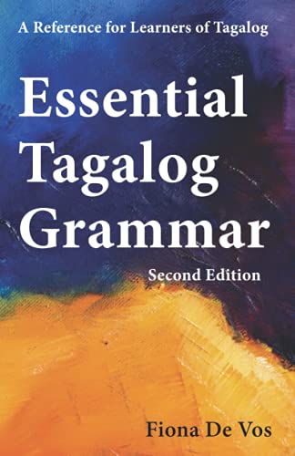 9789081513548: Essential Tagalog Grammar - A Reference for Learners of Tagalog - Second Edition
