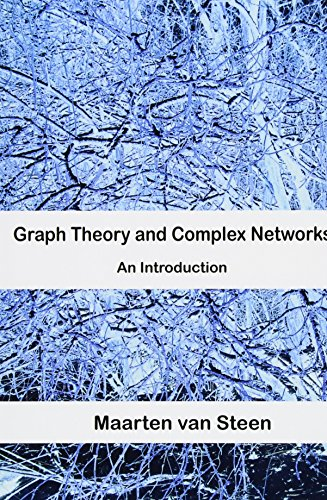 Graph Theory and Complex Networks: An Introduction - van Steen, Maarten