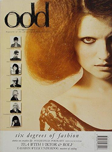 9789081563017: Odd Magazine 2010: Students of the Amsterdam Fashion Institute