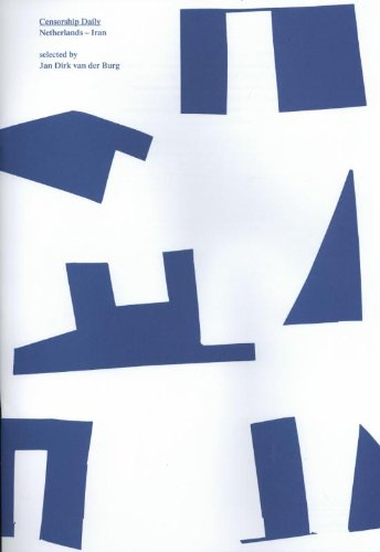 9789081760713: Censorship daily / druk 1: netherlands - Iran