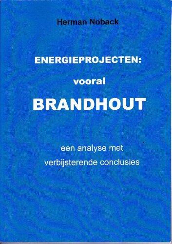 9789081897808: Energieprojecten: vooral brandhout: een analyse met verbijsterende conclusies