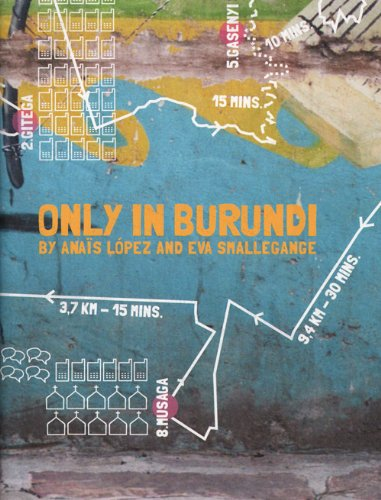 Only in Burundi - Anais Lopez and Eva Smallegange (Paperback)