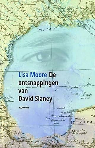 9789082175165: De ontsnappingen van David Slaney / druk 1