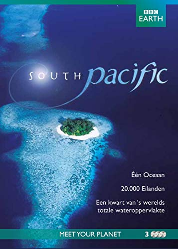 9789085109280: BBC Earth: South Pacific 2 DVD's