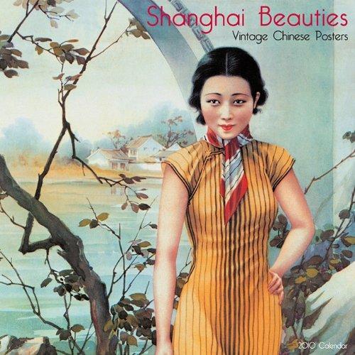 9789085187097: Shanghai Beauties Calendar: Vintage Chinese Posters