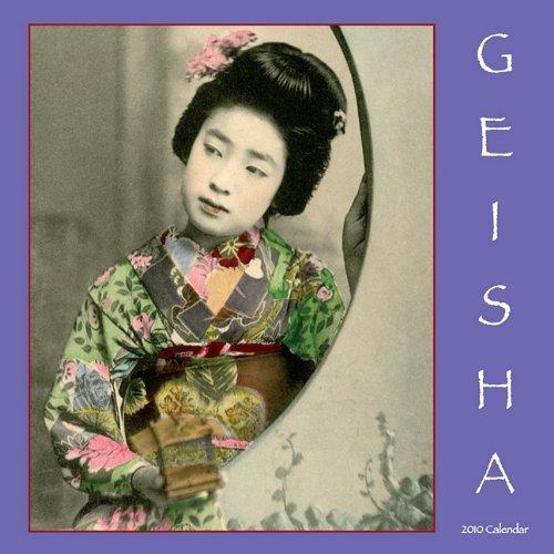 9789085187219: Geisha Calendar