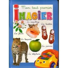 9789085451242: Mon Tout Premier Imagier (Bleu)