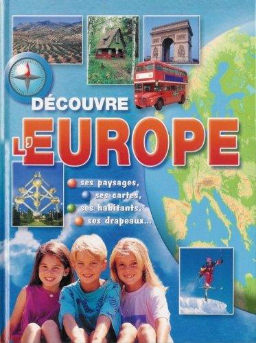 9789085452232: Découvre l'Europe