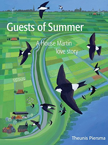 9789085815709: Guests of Summer: A House Martin Love Story