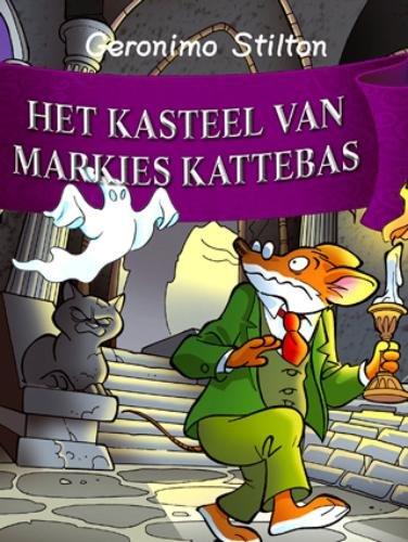 9789085920205: Het kasteel van markies Kattebas