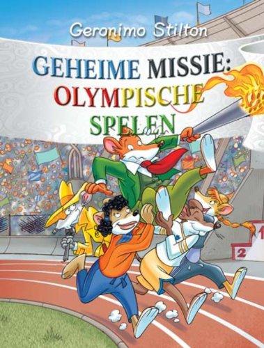 9789085920564: Geheime missie: Olympische Spelen