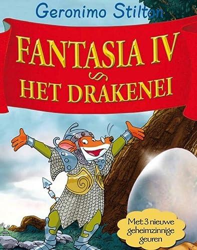 9789085920717: Fantasia IV: Het drakenei