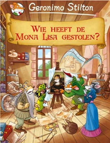 9789085921325: Wie heeft de Mona Lisa gestolen? (Geronimo Stilton)