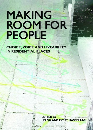 9789085940326: Making Room for People: Choice, Voice and Liveability in Residential Places