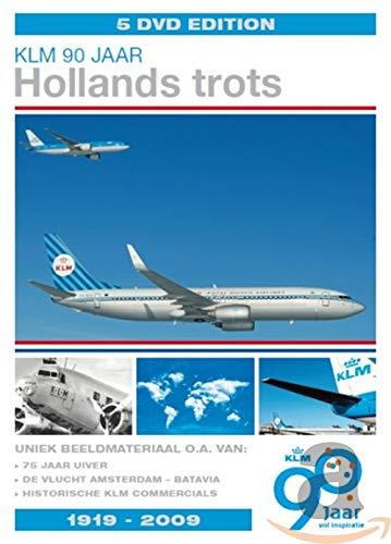 9789086022335: KLM 90 jaar Hollands trots