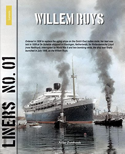 9789086162512: Willem Ruys / druk 1: achille Lauro (Liners (1))