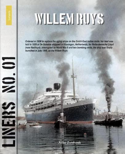 9789086162512: Willem Ruys / druk 1