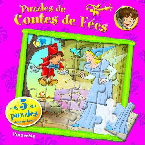 9789086221394: Pinocchio : Puzzles de Contes de fées