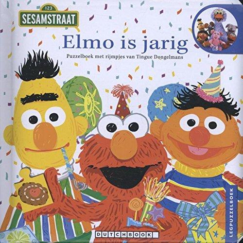 9789086515240: Elmo is jarig: puzelboek met rijmpjes (Sesamstraat)