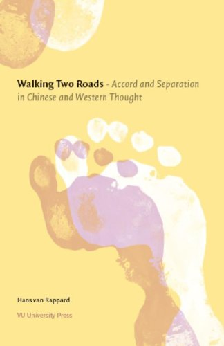 9789086594085: Walking Two Roads: Accord and Separation in Chinese and Western Thought