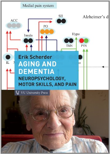9789086595617: Aging and Dementia: Neuropsychology, Motor Skills, and Pain