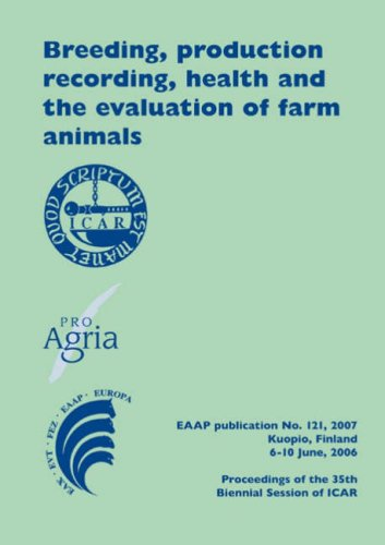 Breeding, Production Recording, Health And The Evaluation: n/a