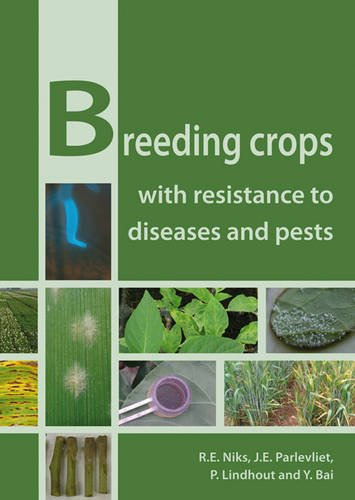 9789086861712: Breeding Crops with Resistance to Diseases and Pests