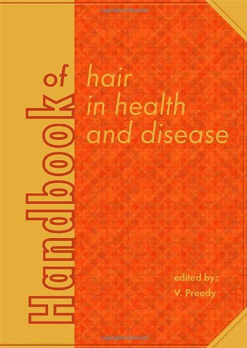 9789086861743: Handbook of Hair in Health and Disease (Human Health Handbooks)