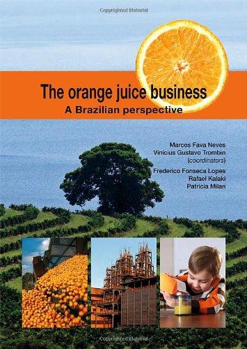 9789086861811: The Orange Juice Business: A Brazilian Perspective