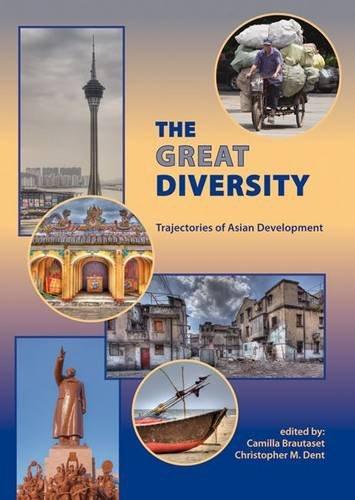 9789086862337: The Great Diversity: Trajectories of Asian Development