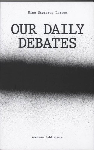 9789086901005: Our Daily Debates