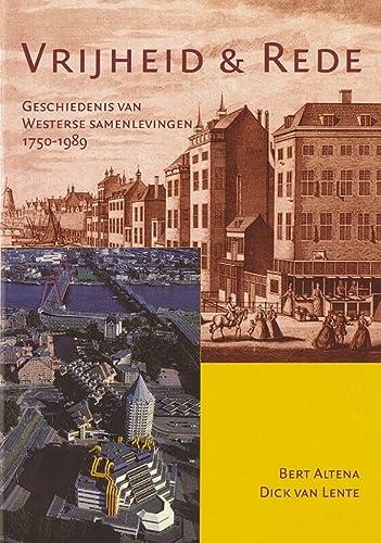9789087042288: Vrijheid en rede: geschiedenis van Westerse samenlevingen 1750-1989