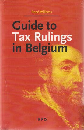 9789087221577: Guide to Tax Rulings in Belgium