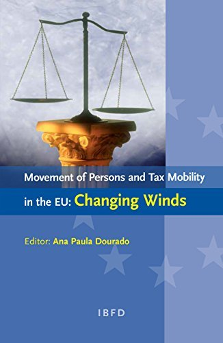 9789087222239: Movement of Persons and Tax Mobility in the EU: Changing Winds