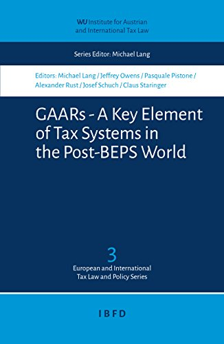 9789087223588: GAARs - A Key Element of Tax Systems in the Post-BEPS World