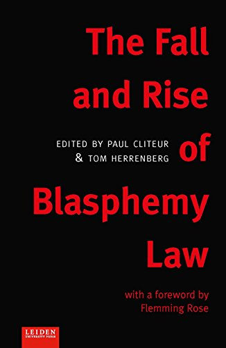 The Fall and Rise of Blasphemy Law (Paperback): Paul Cliteur