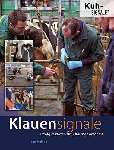 9789087401108: Kuh-Signale, Klauensignale