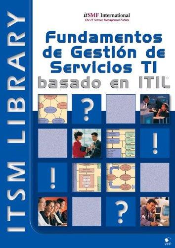 9789087530280: Fundamentos de Gestlon de Sevicios TI (Spanish Edition)