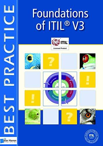 Foundations of ITIL V3: Inform-IT