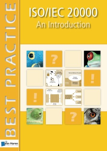 9789087530815: ISO/IEC 20000 An Introduction (Best Practice Series)