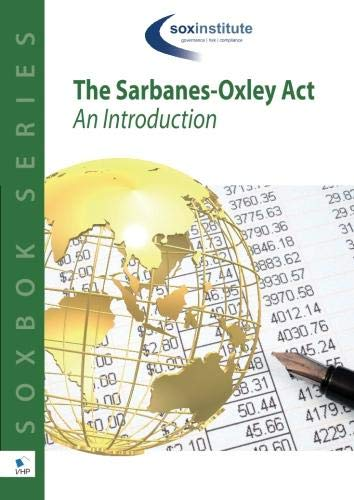 9789087530839: Sarbanes-Oxley Act: An Introduction