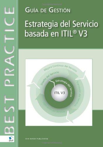 9789087531478: Estrategia del Servicio basada en ITIL® V3: Guía de Gestión